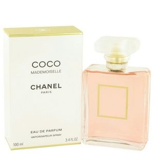 Coco Chanel mademoiselle 3.4oz